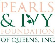 Pearls and Ivy Foundation of Queens, Inc Logo
