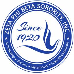 Zeta Phi Beta Sorority, Inc. Logo
